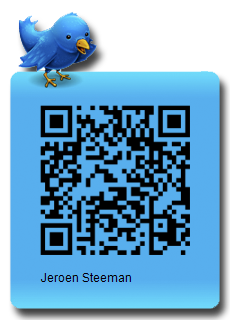 Twitter-QR-Code OICTURE