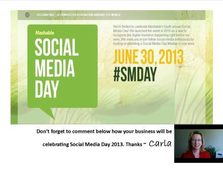 Socially Your Virtual Assistant, Carla