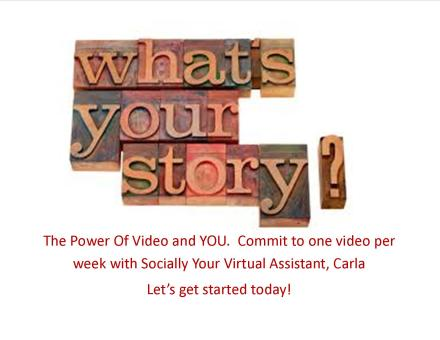 By: Socially Your Virtual Assistant, Carla